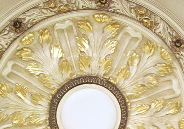 Ornamental Ceiling