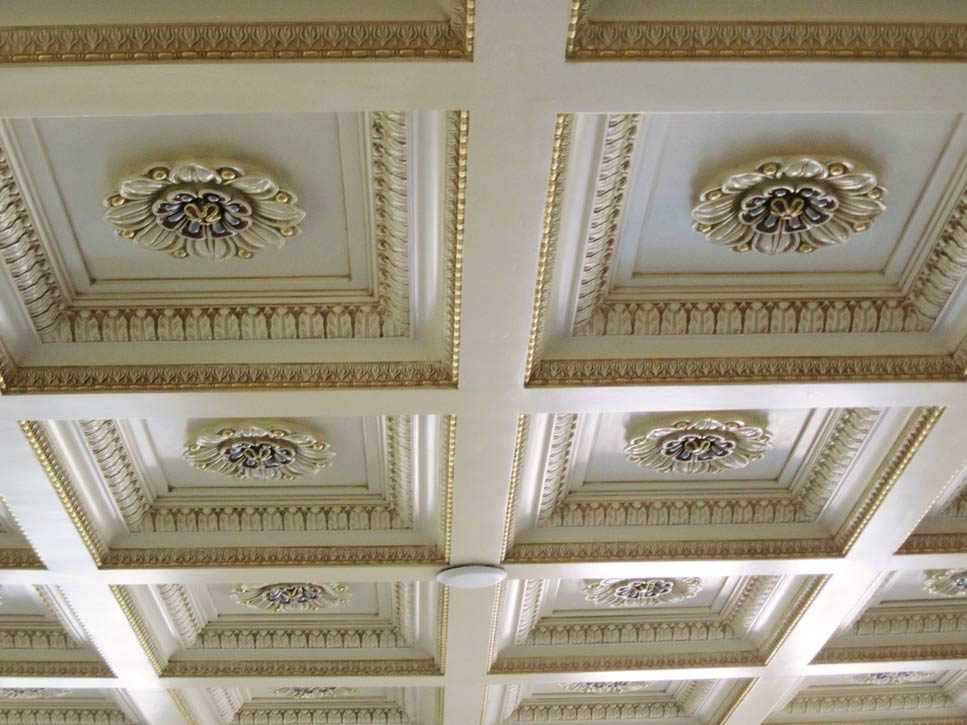Ornamental Ceiling Sam S Custom Interior Finish